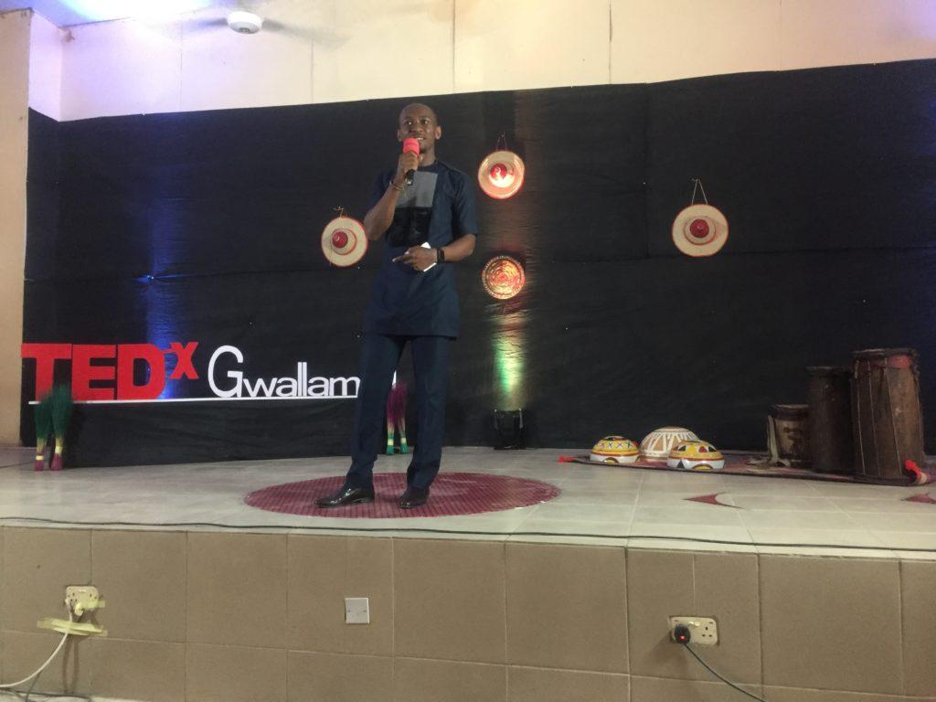 Chibuzor Ike, Tedx Gwallemeji