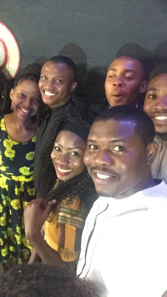 Chidi Okereke, Udim Effiong, Ted X Bauchi